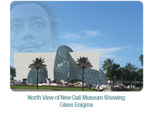 Future Salvador Dali Museum