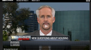 John Burns--Housing Market