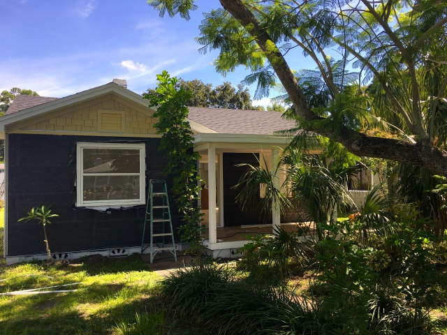 Renovation and Addition: 521 34th Ave N, St Petersburg, FL 33704