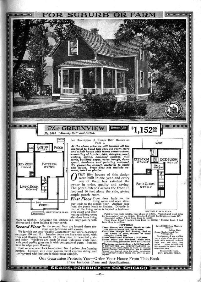 Sears House Kits